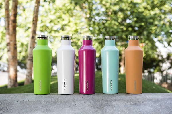 Corkcicle Canteen Insulated Stainless Steel Bottle/Thermos