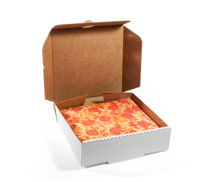 Gift Couture Pizza Wrapping Paper