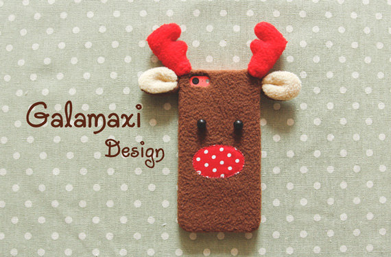 Reindeer iPhone 6_6S Case