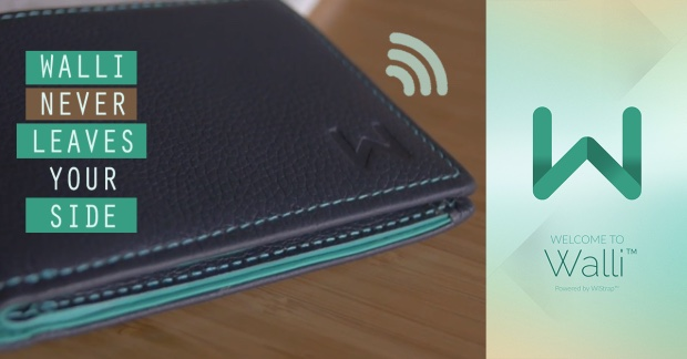Walli: The Smartest Wallet, Ever.