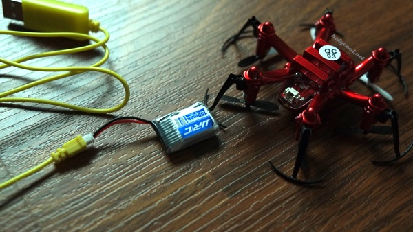 JJRC Hexacopter_Battery