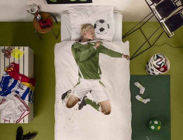 Soccer-Champ-Duvet-Cover-by-Snurk