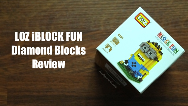 LOZ iBLOCK FUN