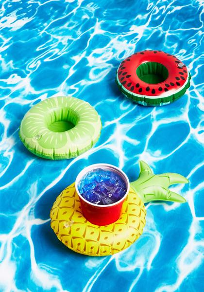 When Life Gives You Melons Drink Float Set