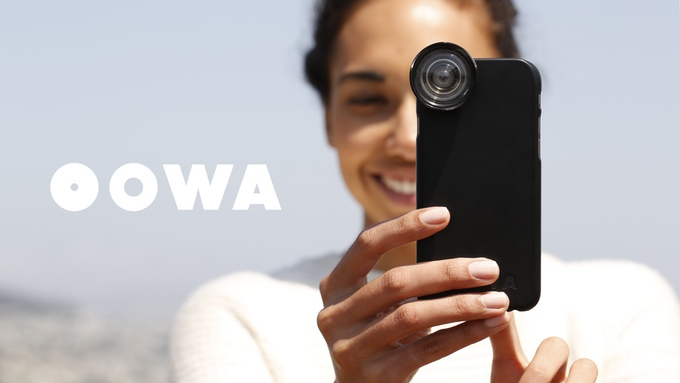 OOWA Mobile photography's highest-quality lenses