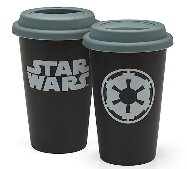 Star Wars Ceramic Travel Mug
