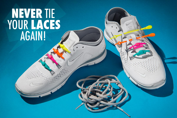 Hickies Laceless Shoe Fasteners