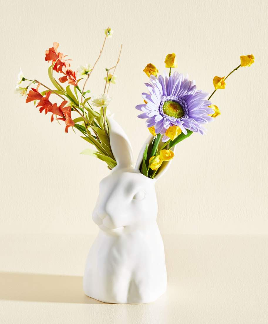 Great Hare Day Vase