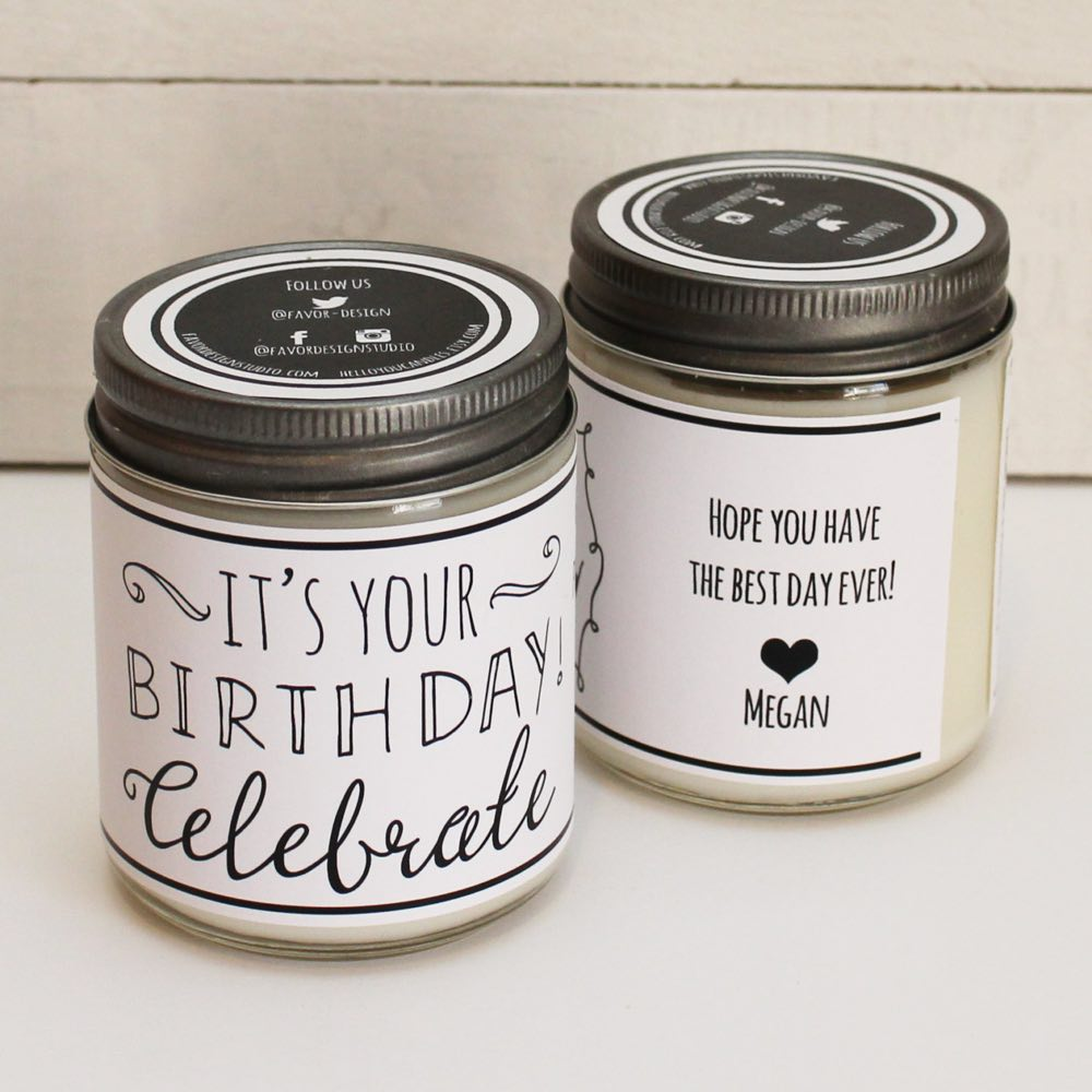 It's Your Birthday! Celebrate Candle Greeting