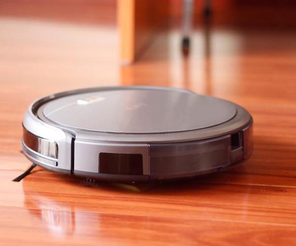 Smart-Robotic-Vacuum-Cleaner