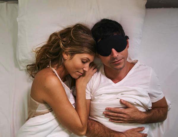 Silent Partner Sleep Mask