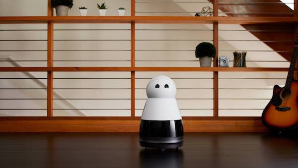 Kuri Intelligent Home Robot