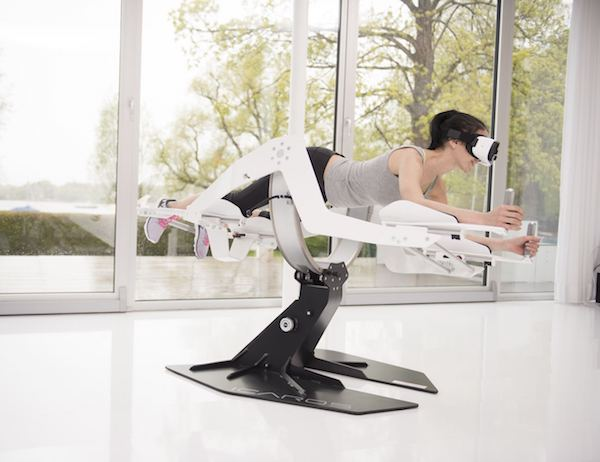 icaros Full-Body Workout Machine with VR