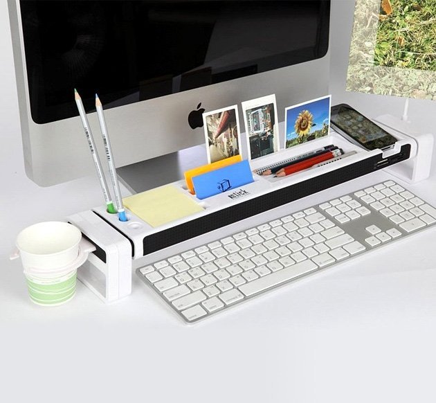 must have office accessories. IStick Multifunction Desktop Organizer Must Have Office Accessories Holycool