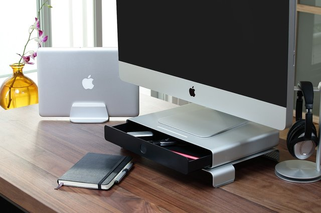 Just Mobile Drawer™ The Ultimate Desktop Tidy