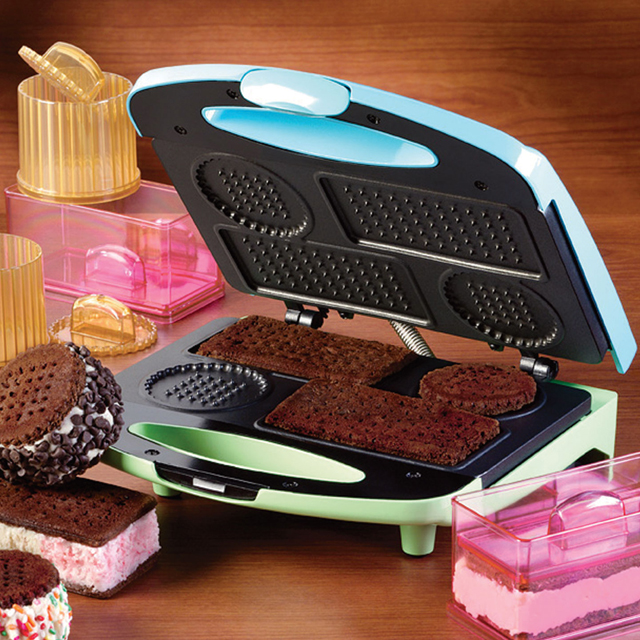Ice Cream Cookie Sandwich Maker