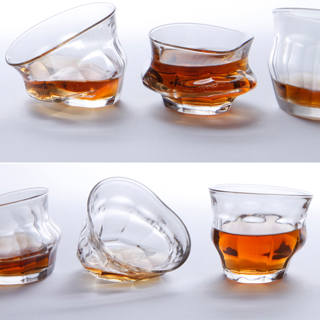 Tipsy Melting Glasses