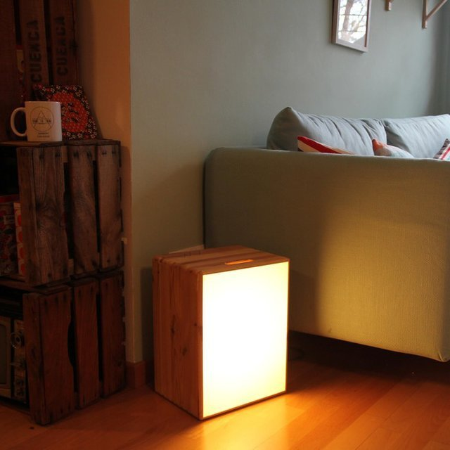 Light Container by Trunk to Think