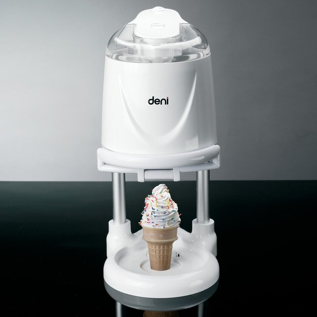 Deni Soft Serve Ice Cream Maker