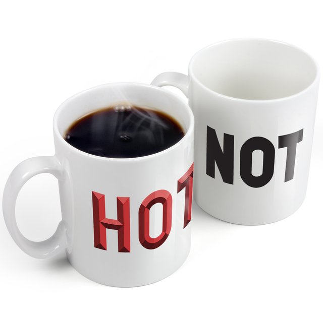 Nhot Heat Sensitive Mug
