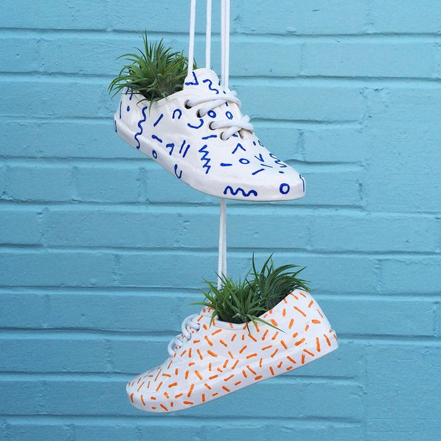 Shoe Planters by American Design Club